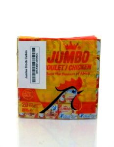 Jumbo Bouillon Chicken Stock Cubes (20 cubes)
